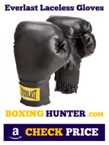 Everlast Laceless Gloves