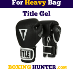 Title Gel Best Boxing Gloves for Heavy Bag
