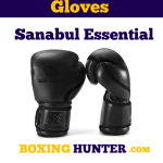 Sanabul Essential Gel kickBoxing Gloves