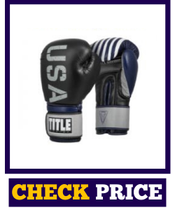 Title Boxing Tribute ,Training Glove