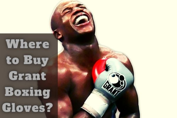 Where to Buy Grant Boxing Gloves